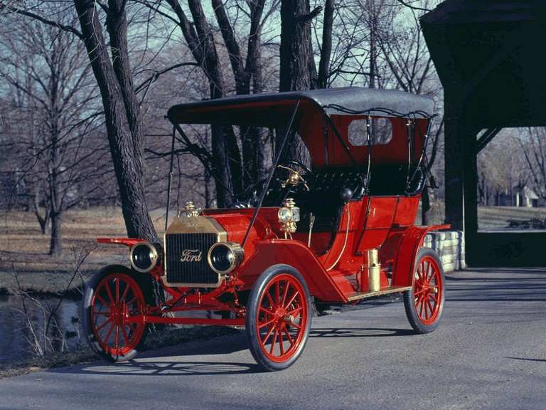 1911 Ford Model T touring 277811