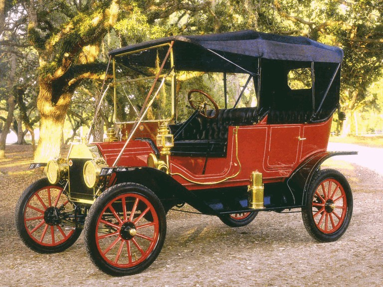 1911 Ford Model T touring 277812