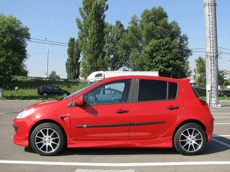 2008 Renault Clio III by Lester 278019