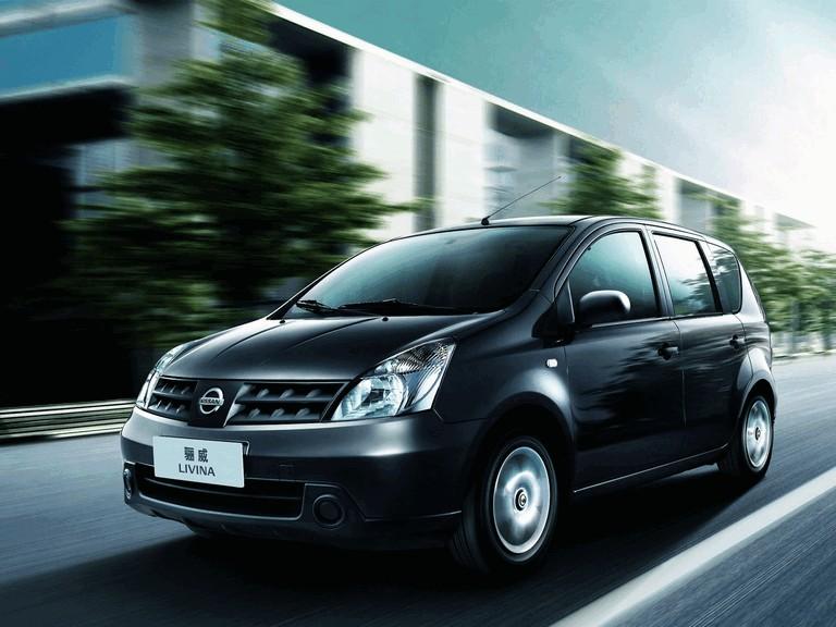 2006 Nissan Livina 278026