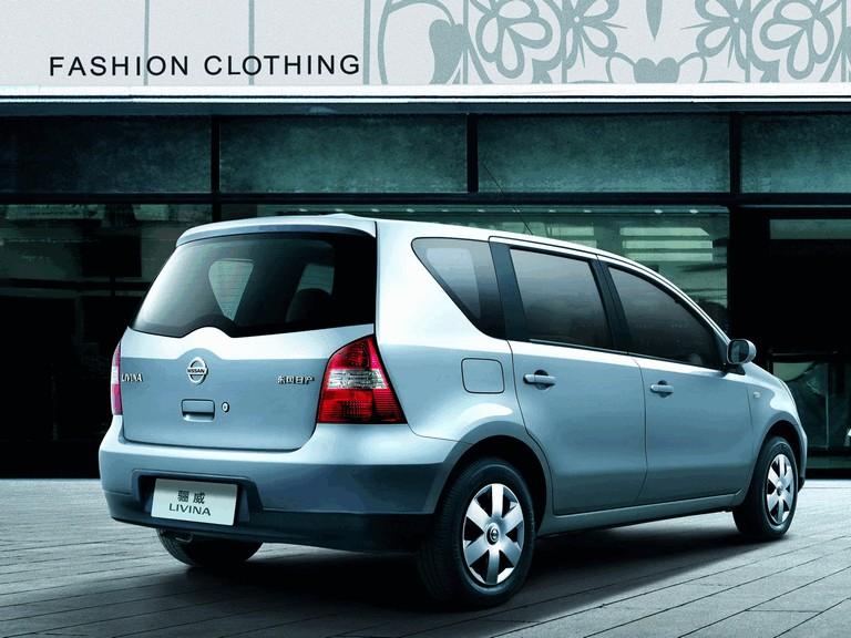 2006 Nissan Livina 278027