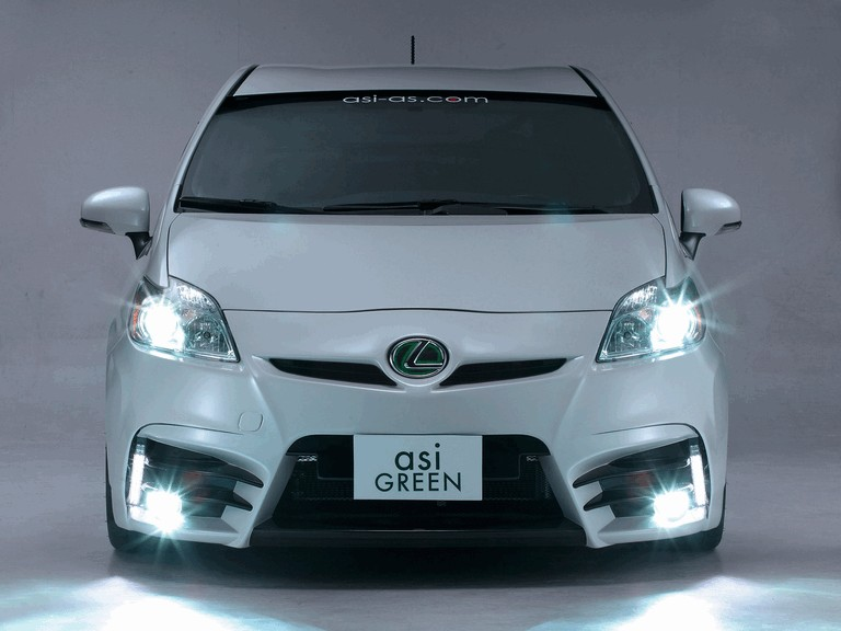 2009 Toyota Prius by ASI 278154