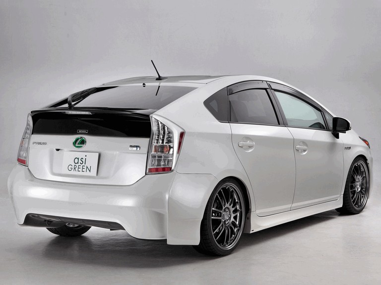 2009 Toyota Prius by ASI 278158