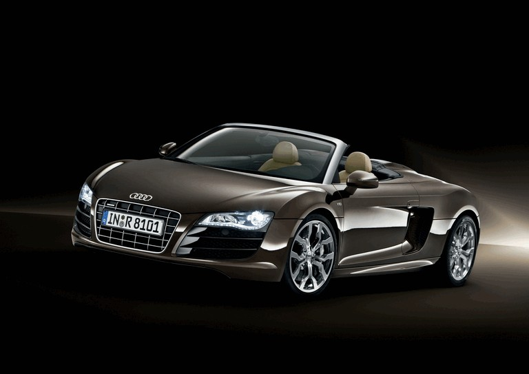 2009 Audi R8 V10 spyder 278168