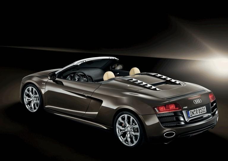 2009 Audi R8 V10 spyder 278170