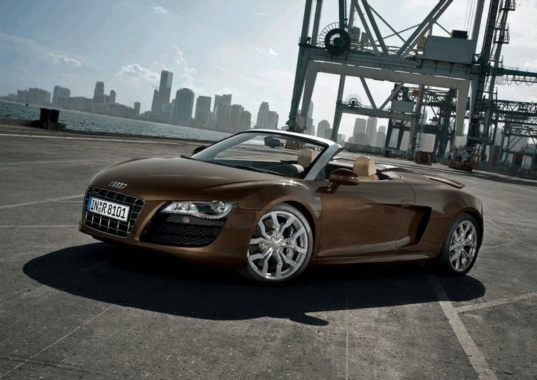 2009 Audi R8 V10 spyder 278173