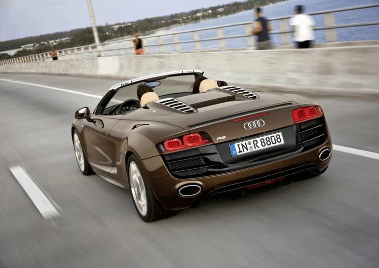 2009 Audi R8 V10 spyder 278177