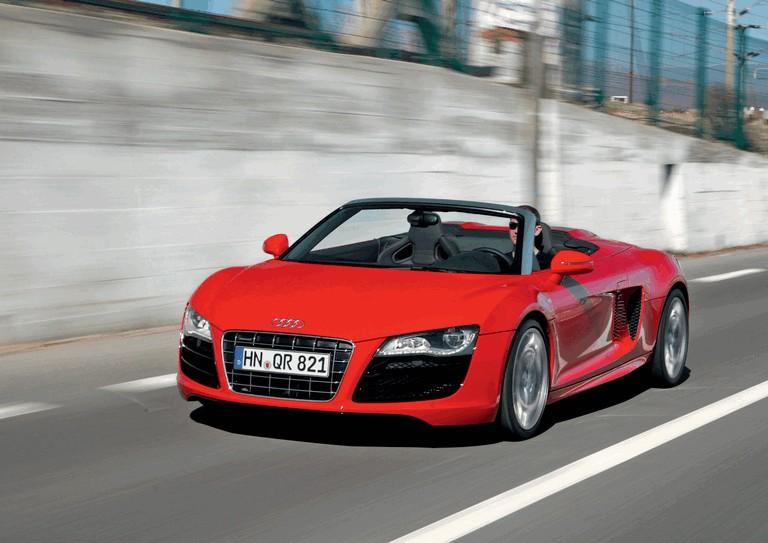 2009 Audi R8 V10 spyder 278195
