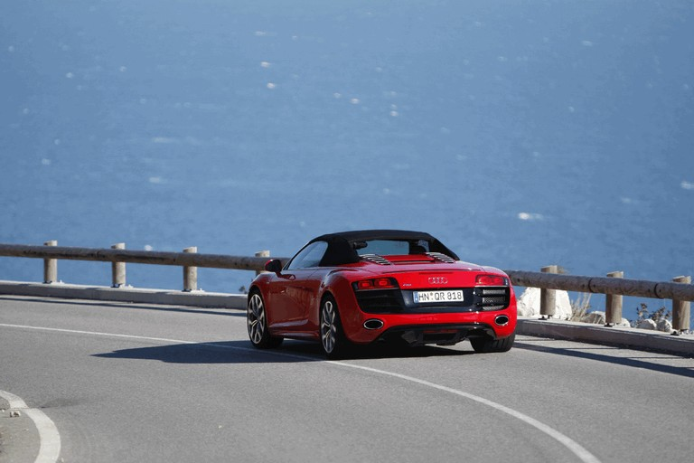 2009 Audi R8 V10 spyder 278197