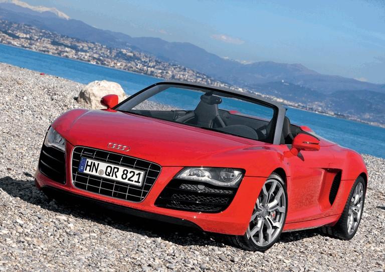 2009 Audi R8 V10 spyder 278198