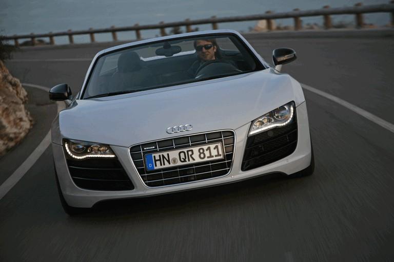 2009 Audi R8 V10 spyder 278204