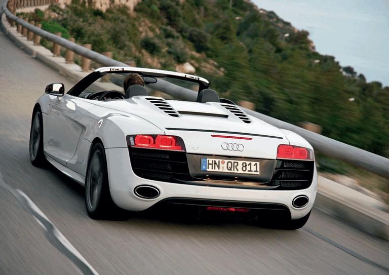 2009 Audi R8 V10 spyder 278207