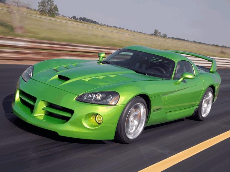 2007 Hennessey Venom 1000 Twin Turbo Based On Dodge Viper Srt