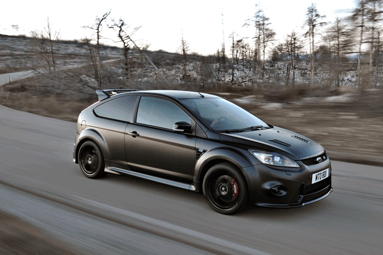 2010 Ford Focus RS500 278219