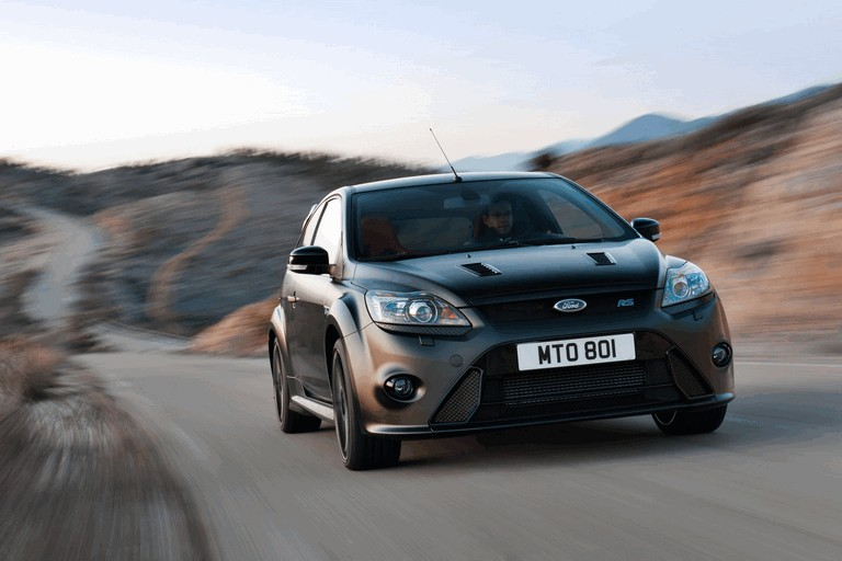 2010 Ford Focus RS500 278222