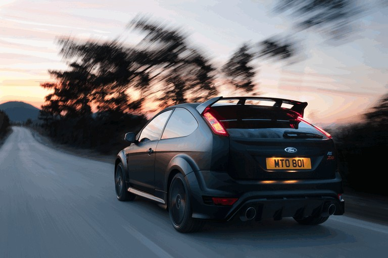 2010 Ford Focus RS500 278223