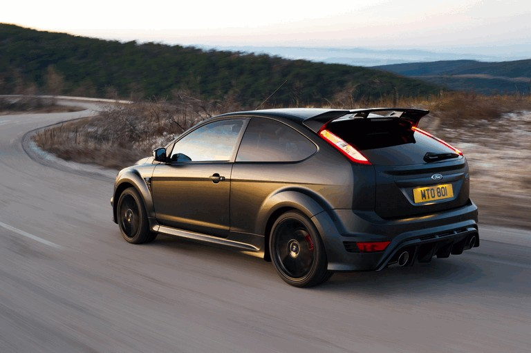 2010 Ford Focus RS500 278224