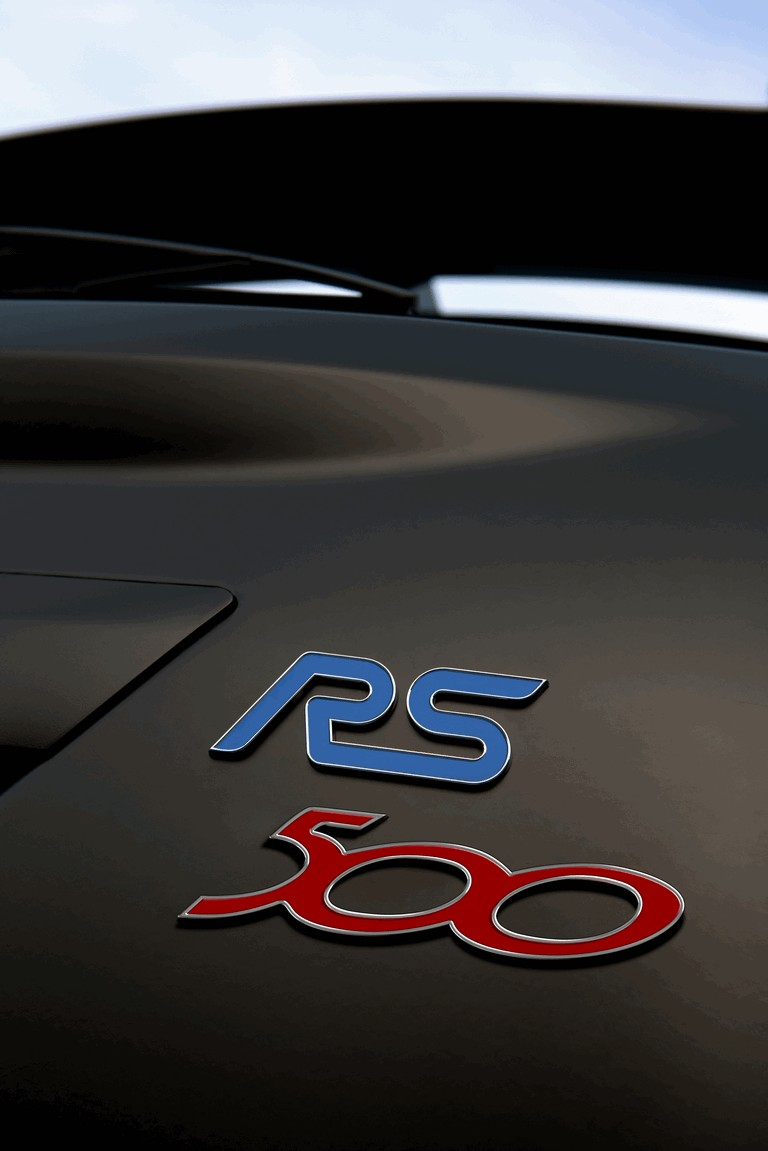 2010 Ford Focus RS500 278228