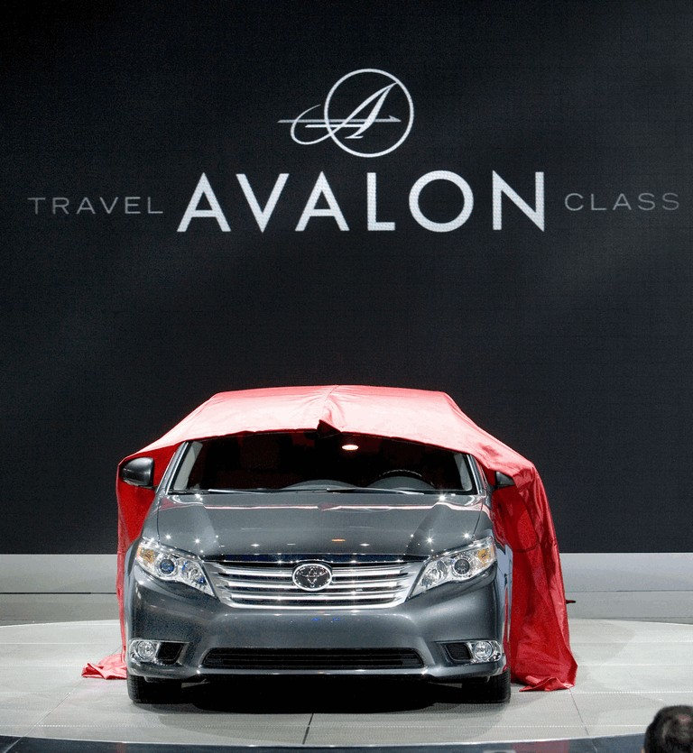 2011 Toyota Avalon 278378