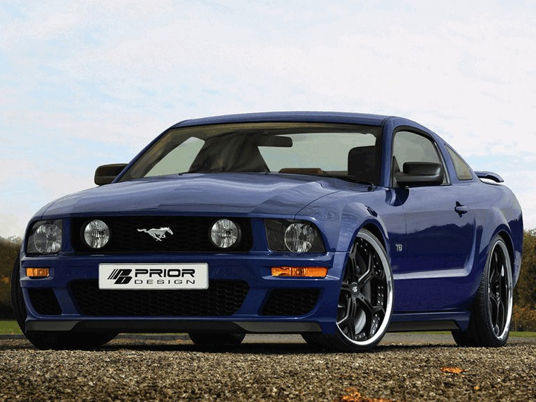 2010 Ford Mustang by Prior Design 278386