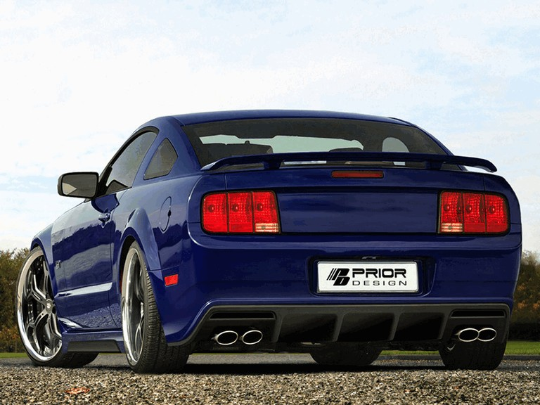 2010 Ford Mustang by Prior Design 278388