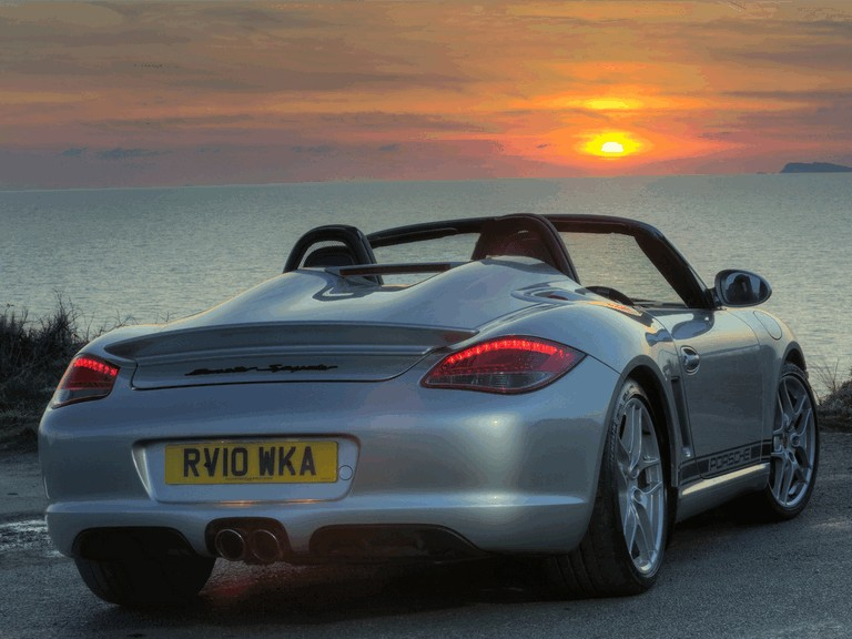 2010 Porsche Boxster spyder - UK version 278421