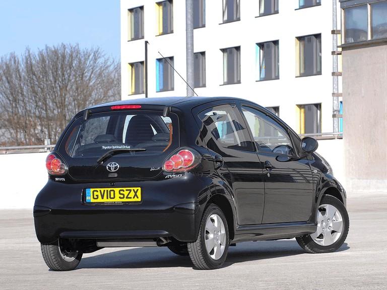 2010 Toyota Aygo Black - UK version 278446