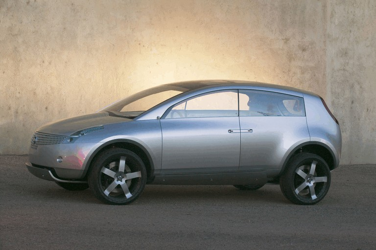 2004 Nissan Actic concept 486069