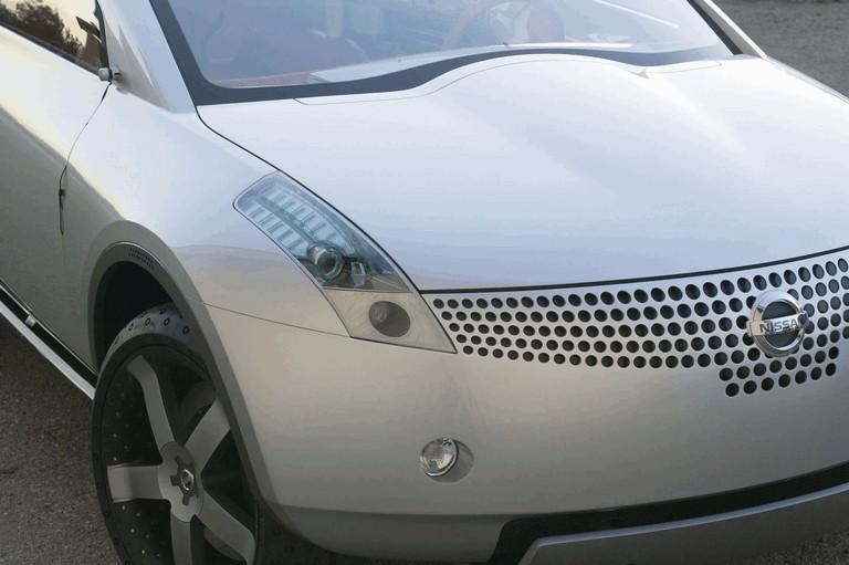 2004 Nissan Actic concept 486077