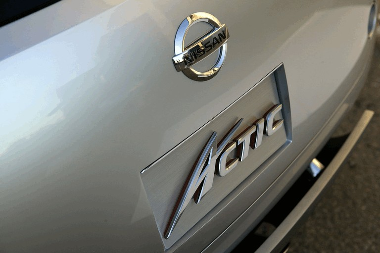 2004 Nissan Actic concept 486089