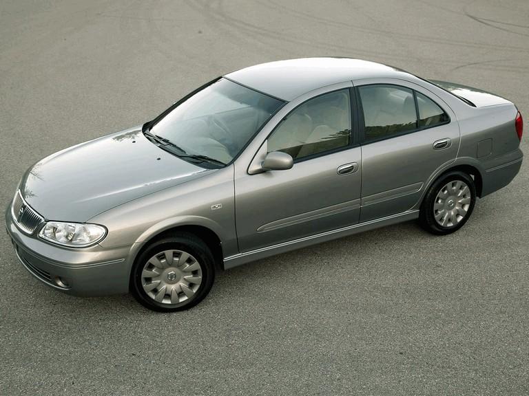 2004 Nissan Bluebird Sylphy 18Vi 203072