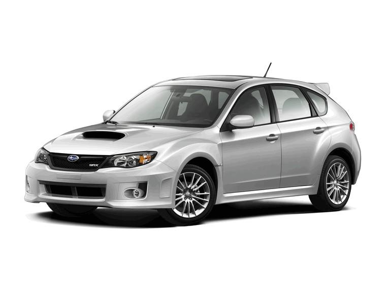 2010 Subaru Impreza WRX - USA version 279003
