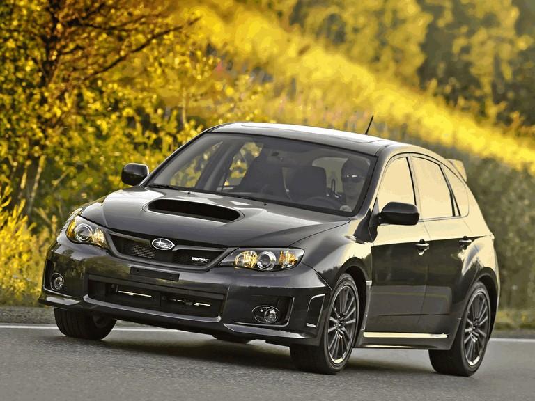 2010 Subaru Impreza WRX - USA version 279010