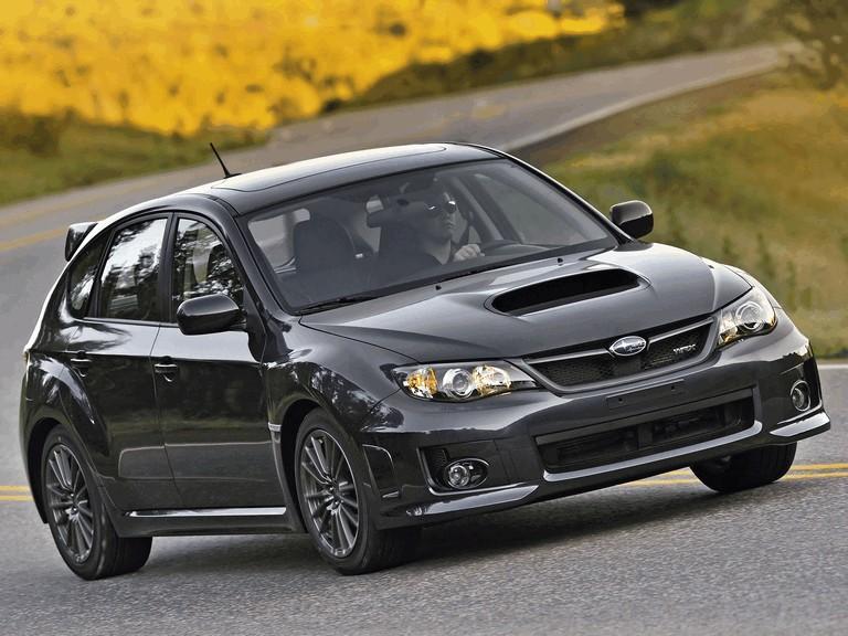 2010 Subaru Impreza WRX - USA version 279011