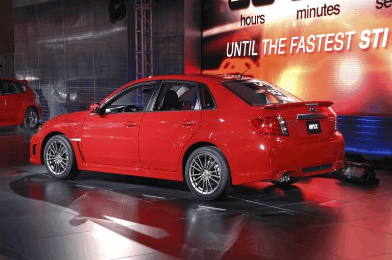 2010 Subaru Impreza WRX sedan - USA version 279018