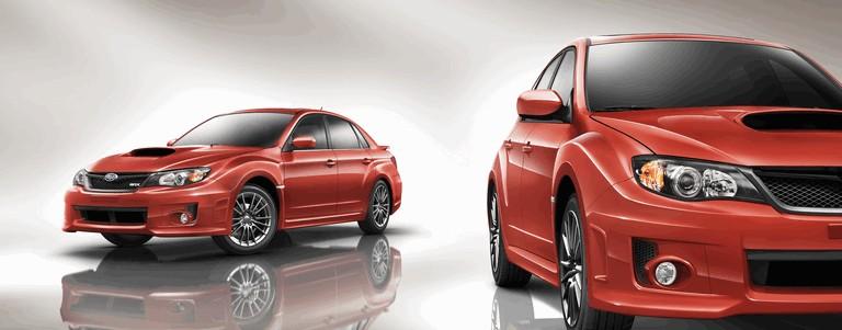 2010 Subaru Impreza WRX sedan - USA version 279022