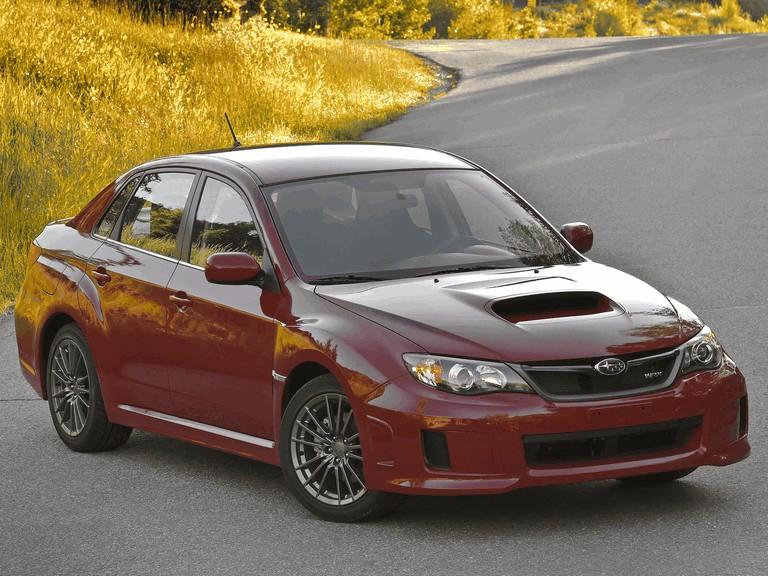 2010 Subaru Impreza WRX sedan - USA version 279023