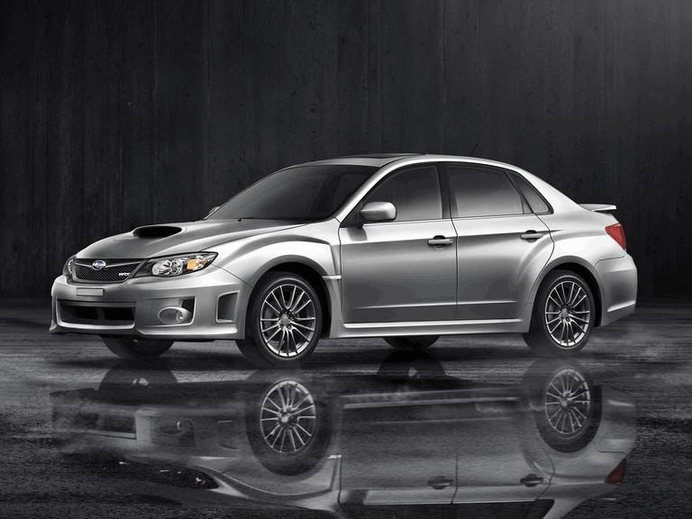 2010 Subaru Impreza WRX sedan - USA version 279025