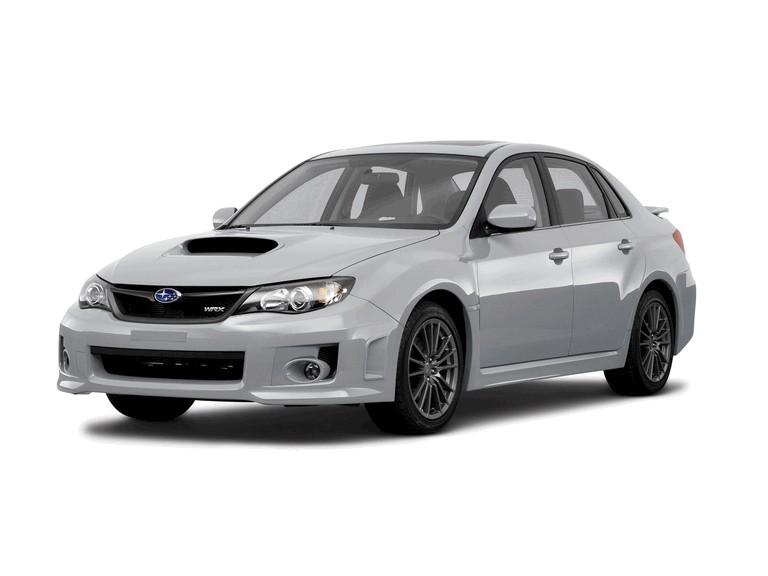 2010 Subaru Impreza WRX sedan - USA version 279026