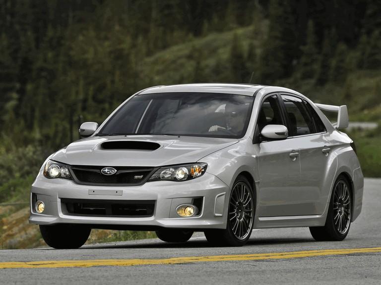 2010 Subaru Impreza WRX sedan - USA version 279027