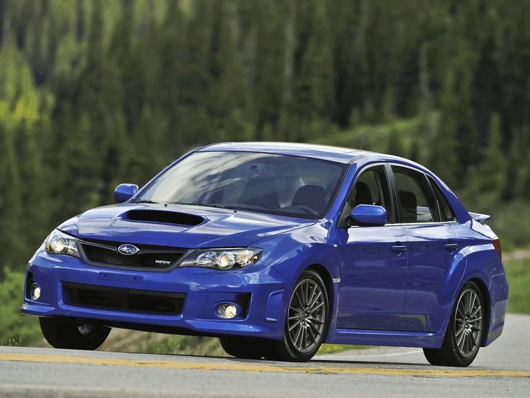 2010 Subaru Impreza WRX sedan - USA version 279031