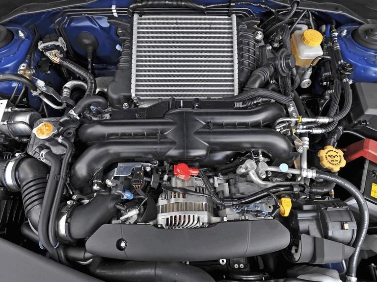 2010 Subaru Impreza WRX sedan - USA version 279035
