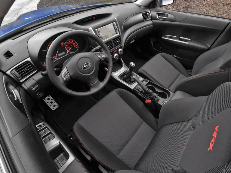 2010 Subaru Impreza WRX sedan - USA version 279036