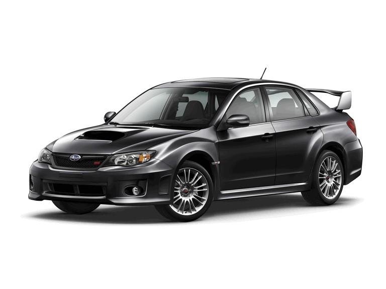 2010 Subaru Impreza WRX STi sedan - USA version 279060