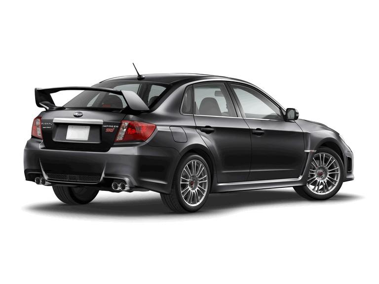 2010 Subaru Impreza WRX STi sedan - USA version 279061