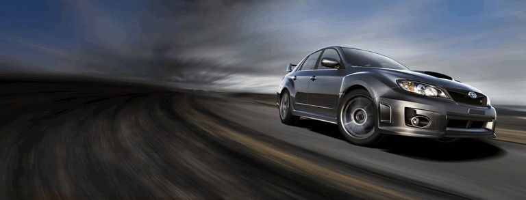 2010 Subaru Impreza WRX STi sedan - USA version 279063