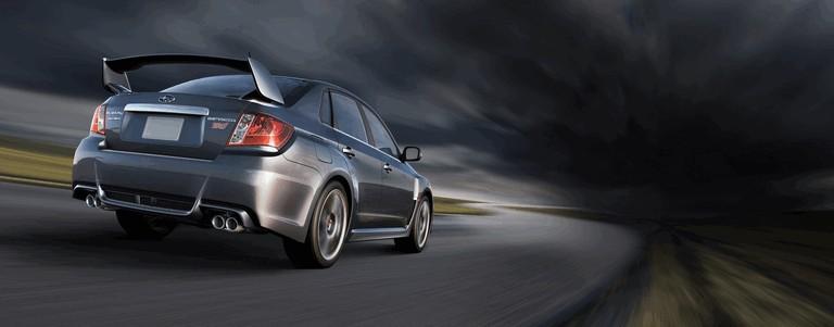 2010 Subaru Impreza WRX STi sedan - USA version 279064