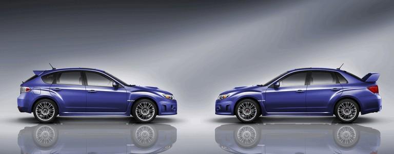 2010 Subaru Impreza WRX STi sedan - USA version 279065