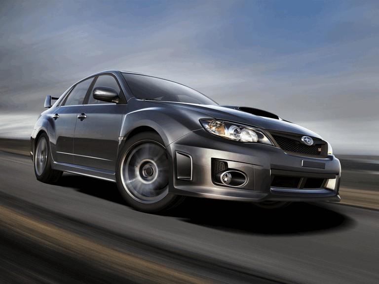 2010 Subaru Impreza WRX STi sedan - USA version 279066
