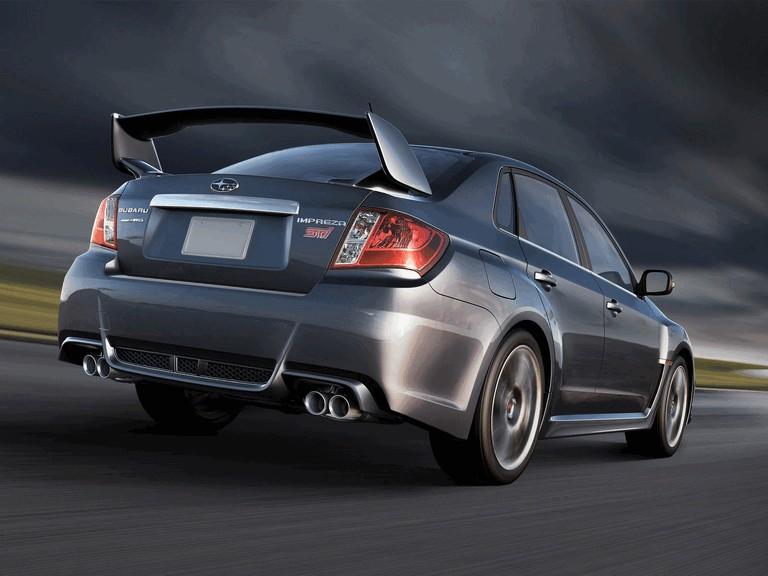 2010 Subaru Impreza WRX STi sedan - USA version 279067